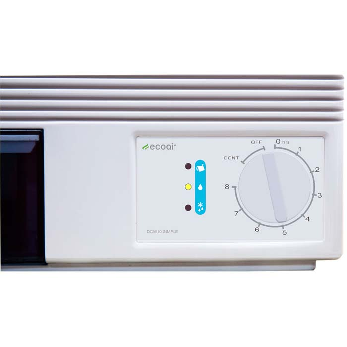 Wall Mounted Dehumidifier 10l Day Dcw10 Simple 240v 50hz